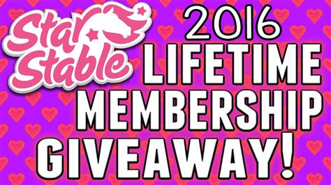 star stable giveaway 2016 star stable lifetime star rider giveaway 2016 closed