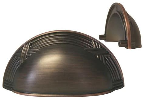 bronze hardware discount oil rubbed bronze 3 quot machined cup pull 8858