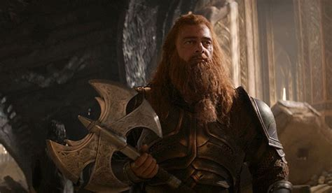 thor movie volstagg one key thor supporting player doesn t know if he ll be
