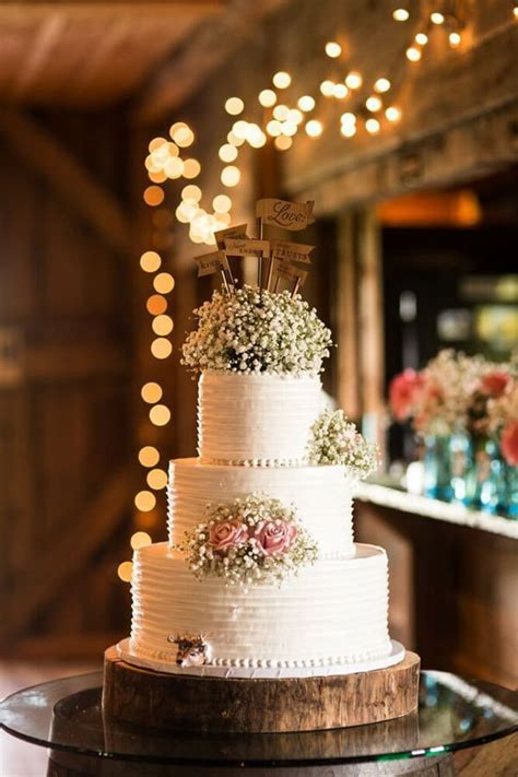 Wedding Cake Decorating Ideas by 17 Wedding Cake Decorating Ideas For Rustic