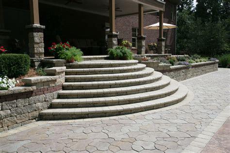 Unilock Steps Installation Craftsmen S Choice Unilock