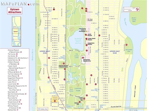 manhattan map of attractions maps update 7421539 map of tourist attractions in new