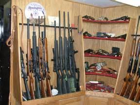 Gun Closet Ideas by Gun Storage For Gun Room Gun Storage Safes Racks