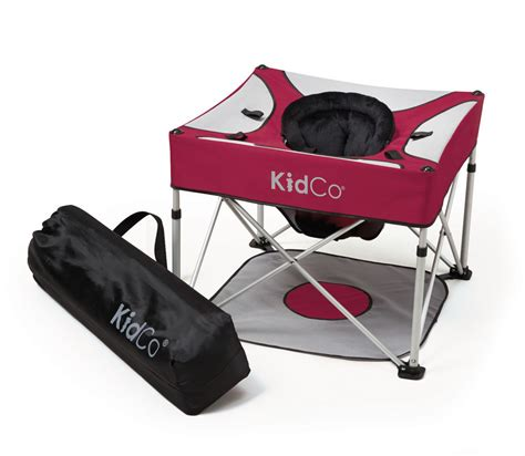go pod activity seat kidco go pod plus portable folding activity seat in