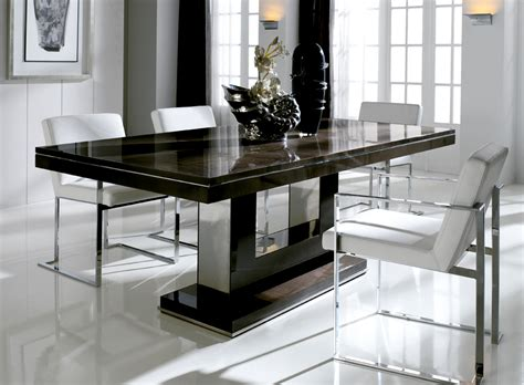 Modern Dining Room Tables 13 Cool Ideas And Photos Designer Kitchen Table