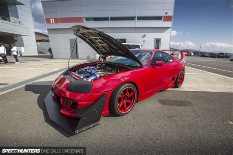 how to a to track from drag to track material auto factory supra speedhunters