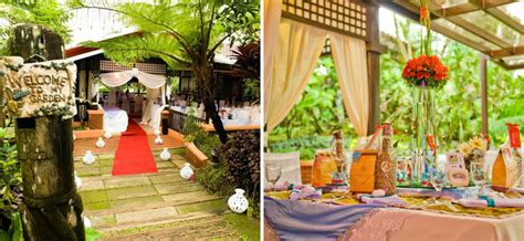 wedding packages in cavite wedding venues in baguio city mini bridal