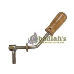 Fireplace Der Handle Replacement Parts by Pioneer Princess Cookstoves Ash Pan Handle
