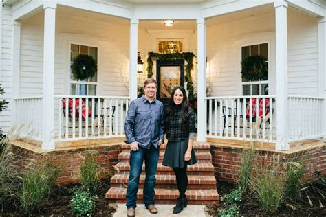 chip and joanna gaines castle heights home magnolia house featured on hgtv s fixer upper now