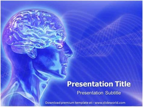 Brain Powerpoint Template Brain Powerpoint Templates