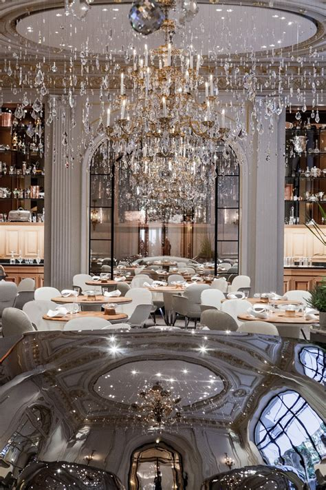 Kitchen Island Toronto alain ducasse au plaza ath 233 n 233 e restaurant paris urdesignmag