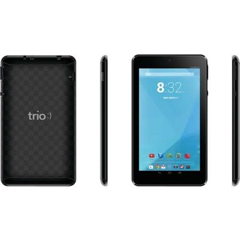 android 4 4 tablet trio 7 inch g4 8gb tablet with android 4 4 trio stealthg47 from solid signal
