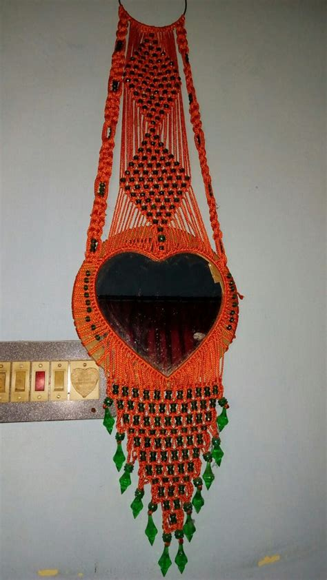 Simple Macrame Projects - the 25 best macrame mirror ideas on
