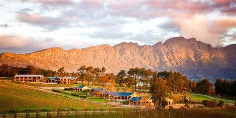Pure Opulence La Residence Villas Franschhoek Winelands South Africa