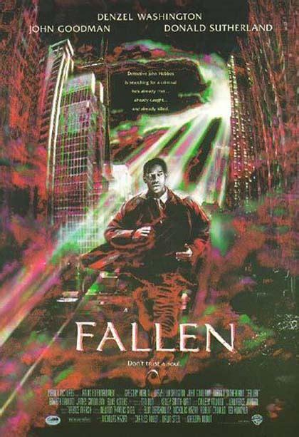 fallen film novità poster 1 il tocco del male
