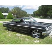 1964 Chevrolet Impala SS 2D Hardtop