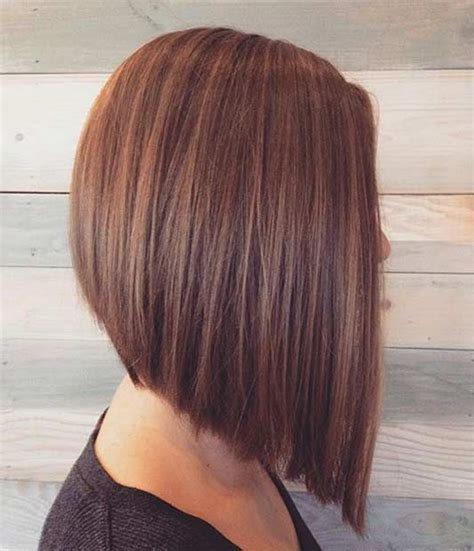 how to cut long hair to stacked a line for little girls 41 best inverted bob hairstyles long inverted bob bobs