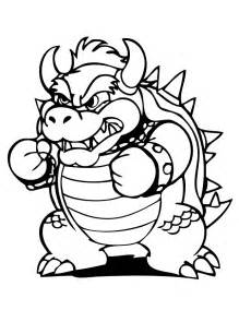 bowser coloring pages bowser coloring pages to print coloring home