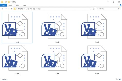 how to open visio files vsd file what it is how to open one