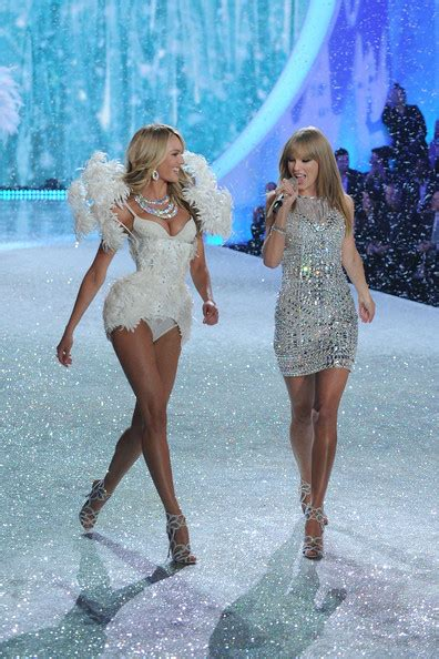 taylor swift style live victoria s secret taylor swift candice swanepoel photos photos zimbio