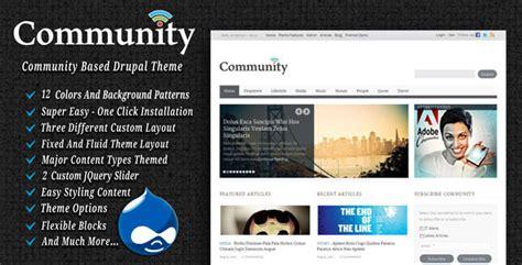 drupal themes community download community drupal theme
