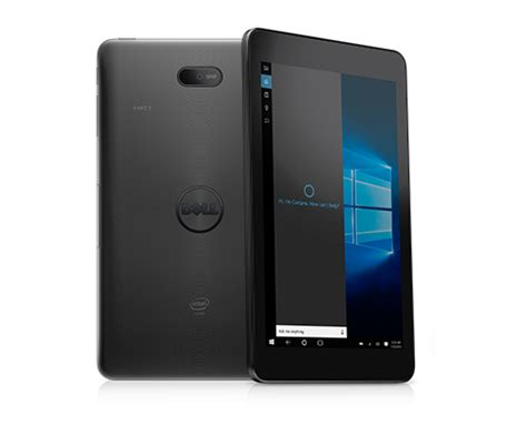 dell venue 8 pro windows 10 tablet goes up for sale with