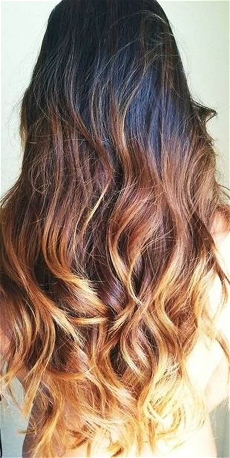 ombre definition changing shades the ombre effect aveda institutes south