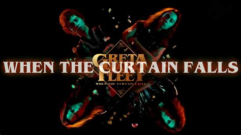 greta van fleet youtube album greta van fleet when the curtain falls subtitulado en