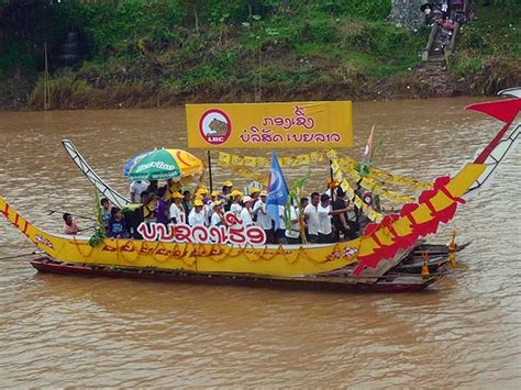 laos gets festive with dragon boat races journeys within - Dragon Boat Festival Vientiane