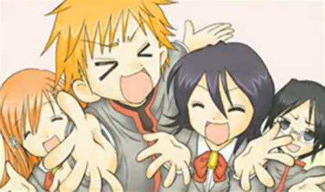 anime xd bleach lucky star xd anime fan art 24533191 fanpop