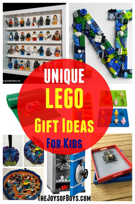 unique gifts ideas unique lego gift ideas for kids who love lego