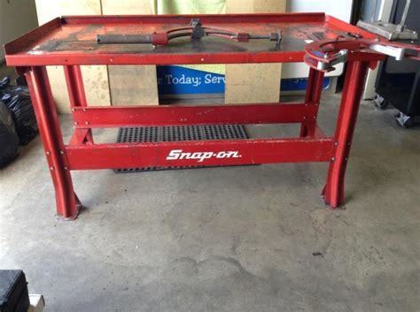 snap on work bench snap on metal transmission work bench current price 370