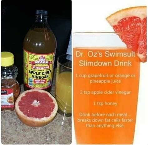 Dr Oz Detox Water When To Drink by Dr Oz Slim Drink Thanks To Kanye Work Out Plan