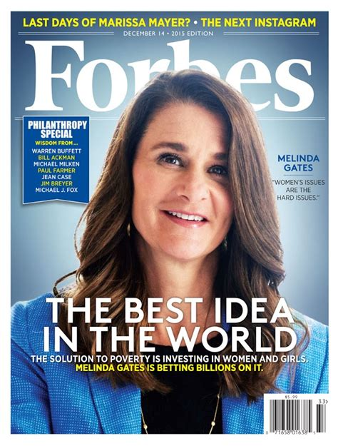forbes india magazine december 11 2015 issue get your digital copy forbes special philanthropy issue features cover story on melinda gates