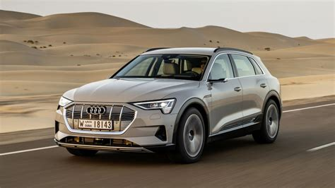 audi  tron electric crossover review autoblog