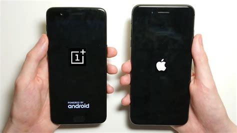 iphone    oneplus  speed test youtube