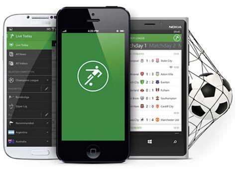 best app for soccer best football apps of 2018 9 that every fan needs
