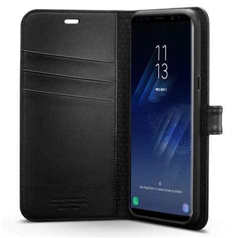 Samsung C9 Px Level Vintage Leather Slim Back best leather cases for galaxy s8 and s8 android central