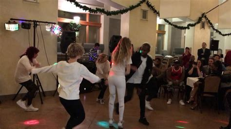 Best wedding dance ever. #wearelangford   YouTube