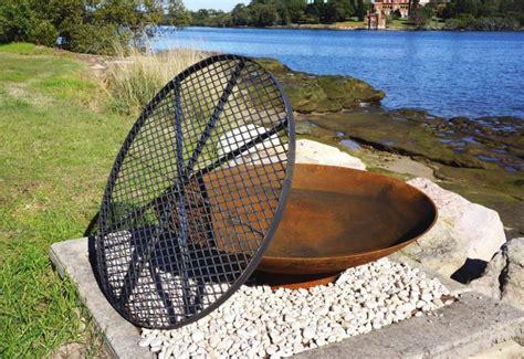 unique pits unique pits bbq pits the cauldron 800mm
