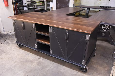 retro kitchen island ellis kitchen island vintage industrial furniture