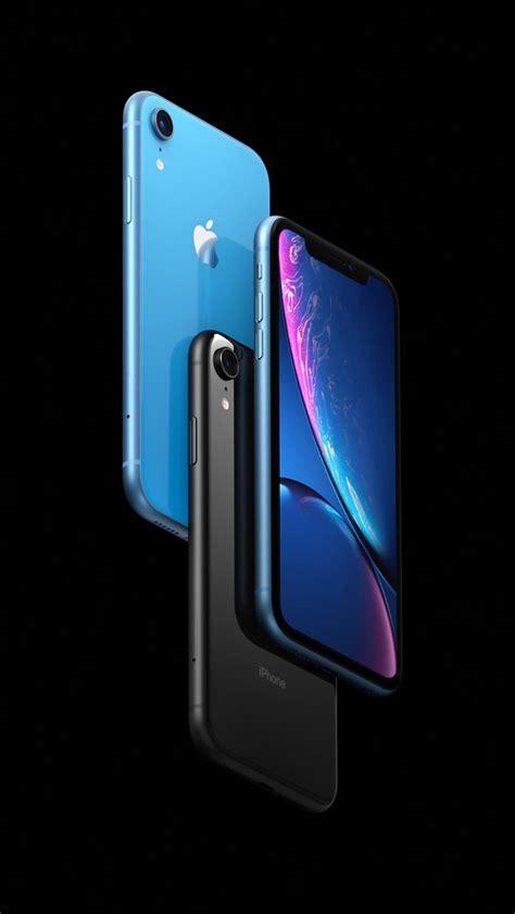 e iphone xr apple presenteert iphone xr