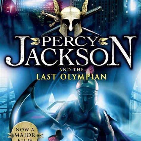 the last olympian book report rick riordan percy jackson and the last olympian