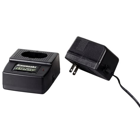 Kawasaki 19 2v Battery Charger kawasaki battery charger for 19 2v batteries 690072 new