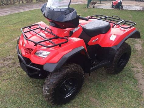 Suzuki King 400 Price 2012 61 Suzuki King 400 4x4 Road Registered