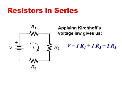 resistors in series sum matter is anything that has mass weight and occupies space ppt