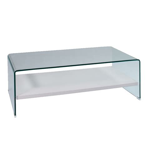 Coffee Table Tempered Glass 120x60cm 12mm Tempered Glass Coffee Table Decofurn Factory Shop