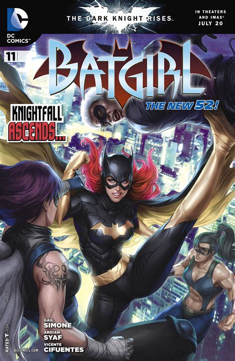 sam s hearts heroes volume 4 books batgirl vol 4 11 dc database fandom powered by wikia