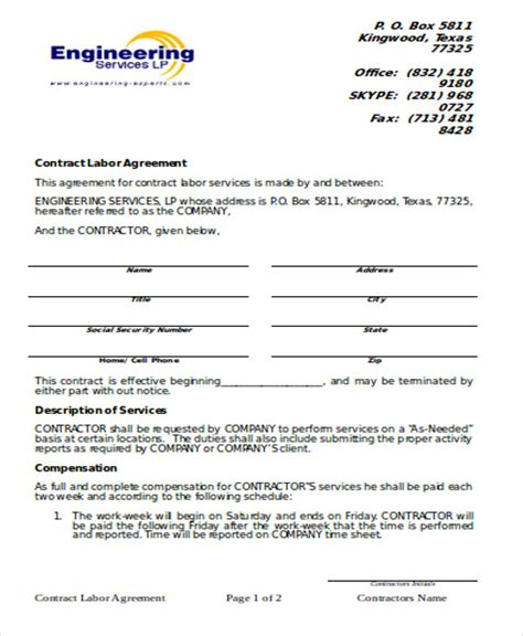 sle employment agreement simple contract agreement teacheng us