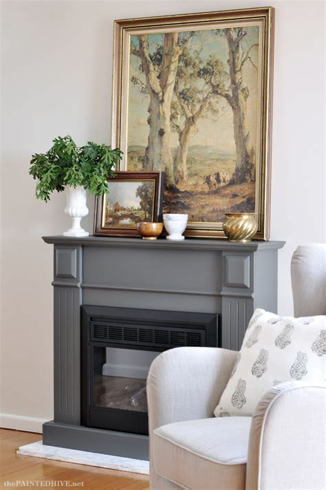 Electric Fireplace Makeover by Easy Diy Marble Hearth And A Fireplace Makeover